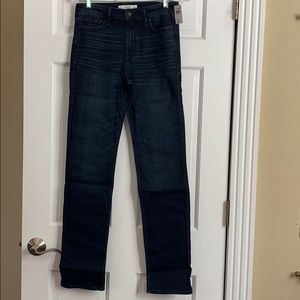 Abercrombie & Fitch high rise skinny.  NWT